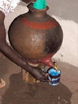 Modified Clay Pot in Kenya (CDC)