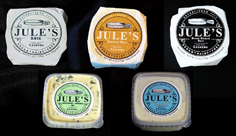 CDC: Salmonella Outbreak Linked to Jule's Cashew Brie