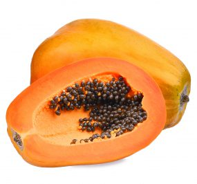 Photo of some papaya.