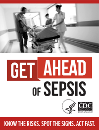 Get Ahead of Sepsis Image