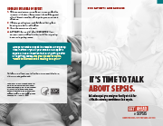 Brochure: Time to Talk