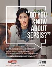 Brochure: Do You Know About Sepsis?