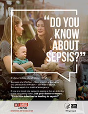 Moms: Do You Know About Sepsis?