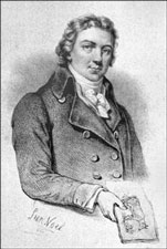 Edward Jenner (1749–1823). Photo courtesy of the National Library of Medicine.