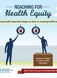 Reaching for Health Equity Cover