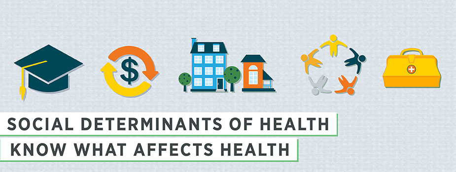 Social Determinants of Health Main Banner