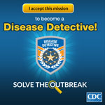 Solve the Outbreak App