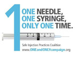 One & Only Campaign. Safe Injection Practices Coalition. www.oneandonlycampaign.org