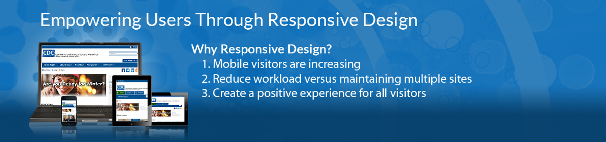 CDC and Responsive Design