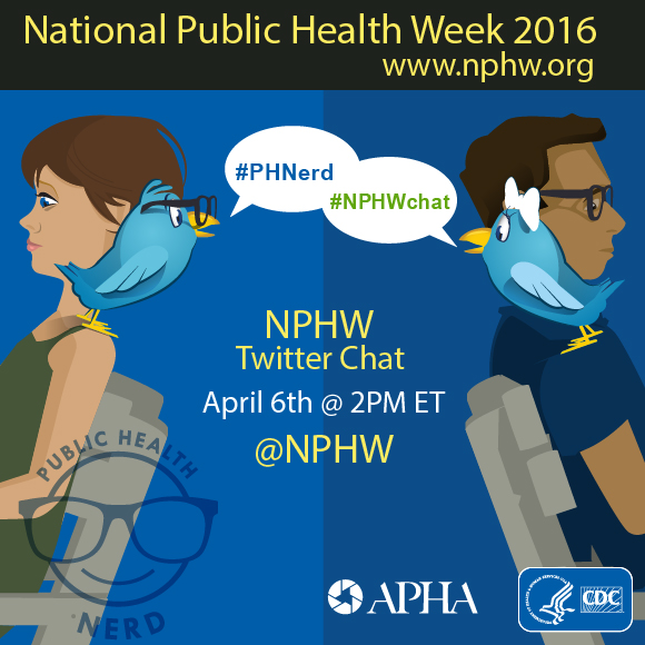 Join the Conversation. www.nphw.org