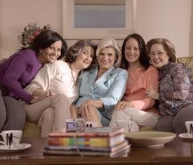 Foto de 5 mujeres
