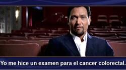 Tarjeta electronica - Yo me hice un examen para el cáncer colorrectal