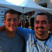 Foto de Kevin y su amigo