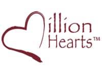 Logo de Million Hearts