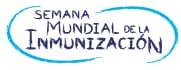 Logo de la Semana Mundial de la Inmunización