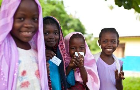 Los CDC y sus socios avanzan en la lucha contra el paludismo