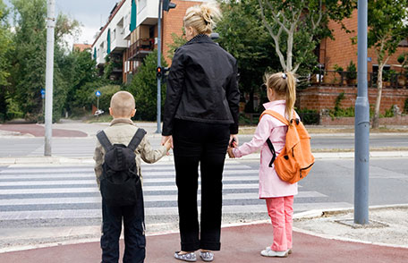 Diseñar comunidades en las que se pueda caminar