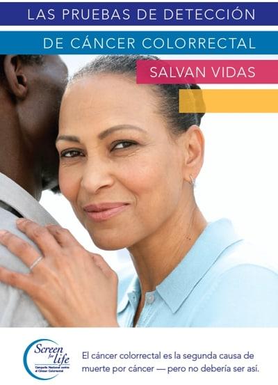 Las pruebas de detección del cáncer colorrectal salvan vidas. El cáncer colorrectal es la segunda causa de muerte por cáncer, pero no debería ser así.