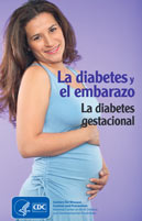 Folleto de la diabetes y el embarazo