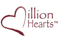 Logo de Million Hearts
