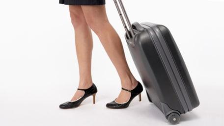 ¿Sabe sobre los coágulos sanguíneos y los viajes?