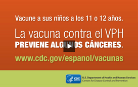 video vacuna contra el vph