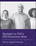 Spotlight on CDC's STD Prevention Work