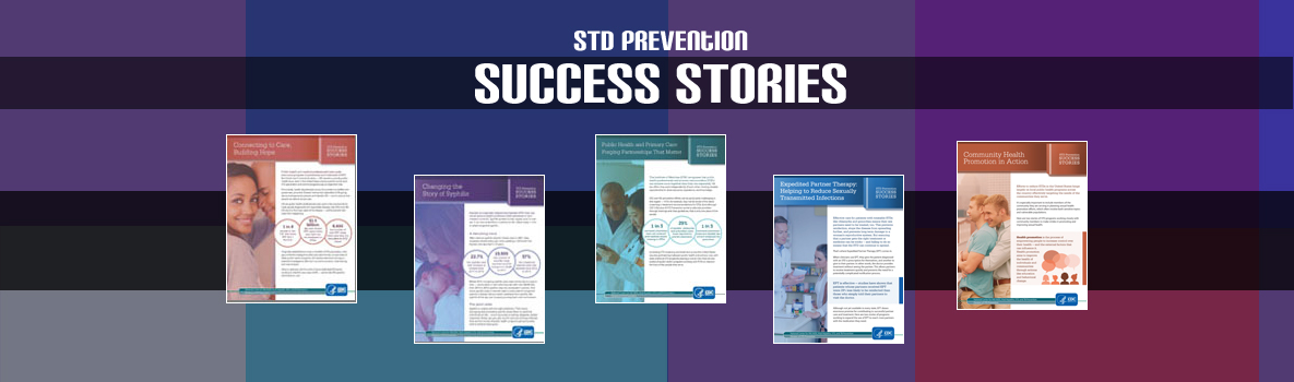 STD Prevention Success Stories