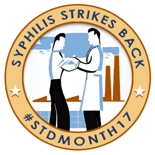 Syphilis Strikes Back #STDMONTH17