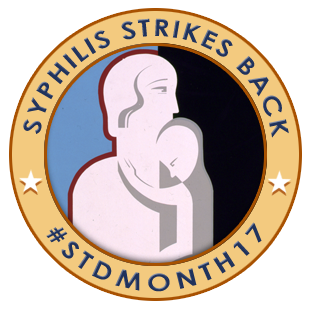Syphilis Strikes Back. #STDMONTH17