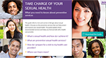 Take Charge of Your Sexual Health