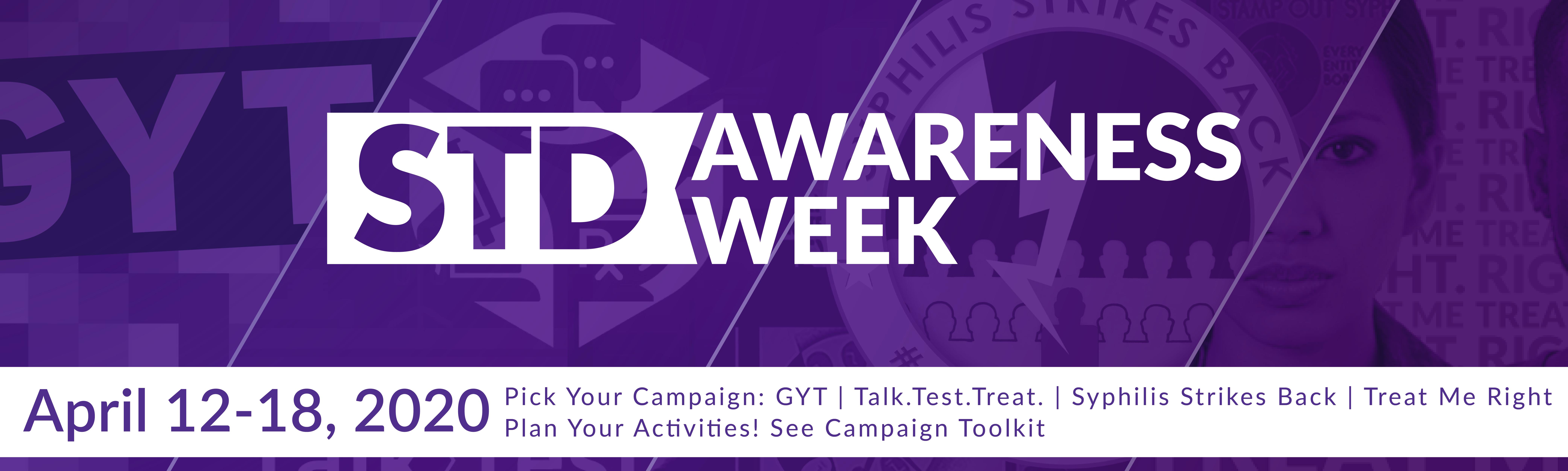 STD Awareness Week