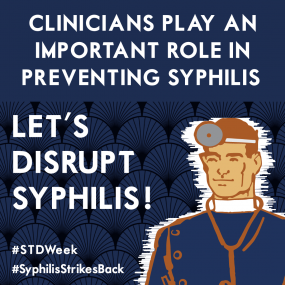 Syphilis Strikes Back