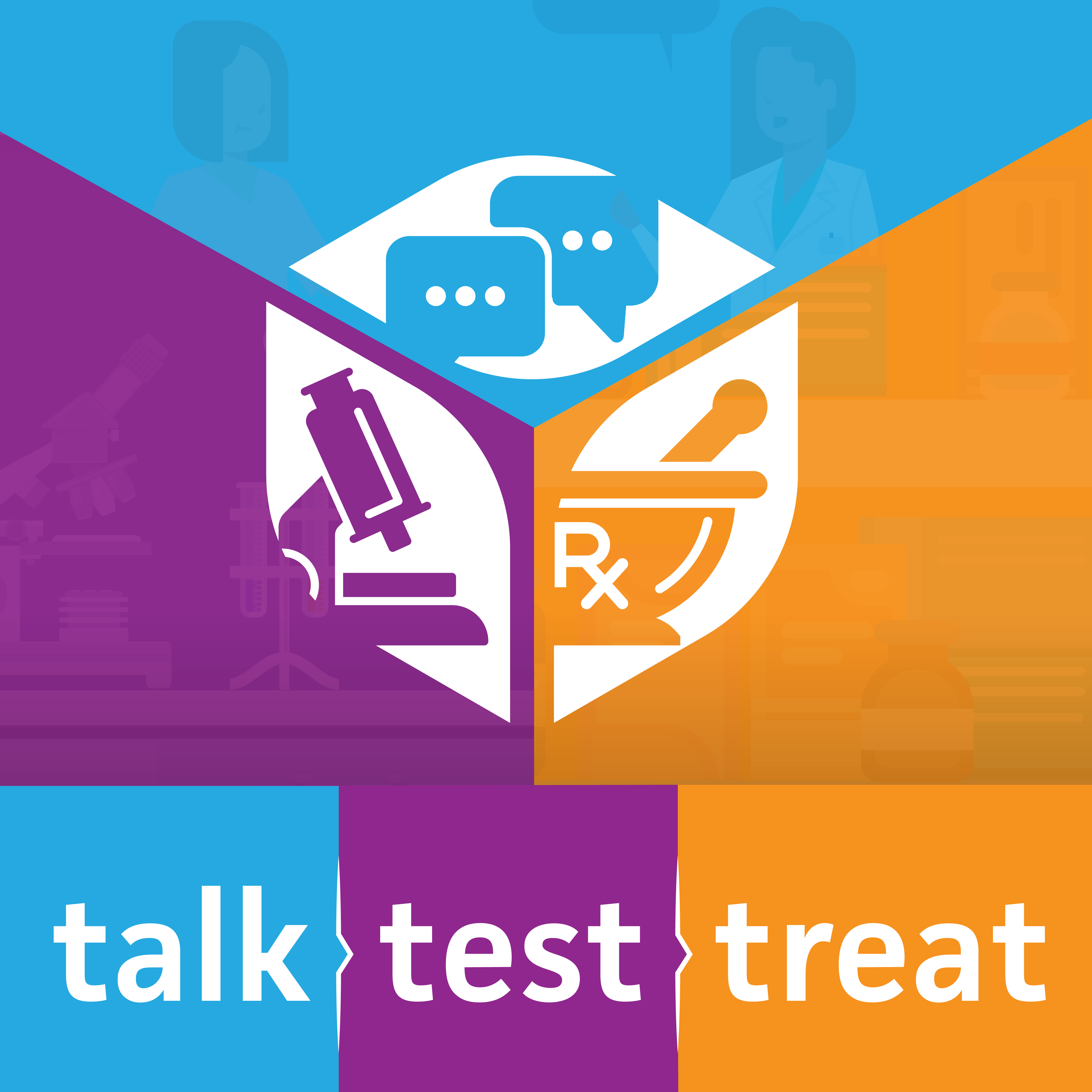 Talk.Test.Treat.