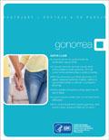 Gonorrea - La Realidad - Folleto