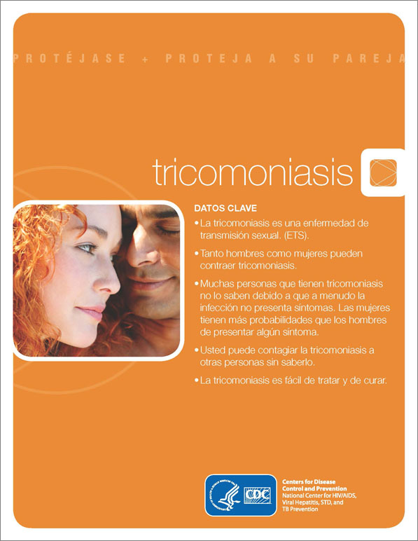 Tricomoniasis: la realidad - Folleto