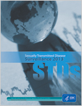 2013 STD Surveillance Report