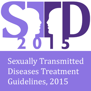 STD Treatment Guidelines, 2015
