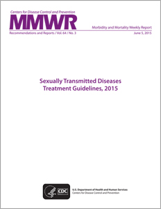 Sexually Transmitted Diseases Treatment Guidelines