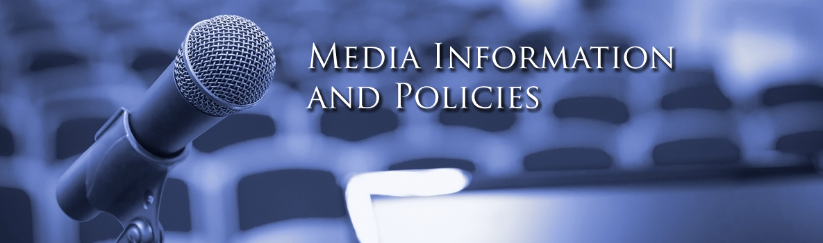 Media Information and Policies