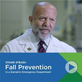 Routine questions are part of every medical visit, but are you asking patients aged 65 years and older about their fall risk? One out of three people in this age group falls each year, but fewer than half of those who fall talk to their healthcare provider about it. By asking three simple questions and taking action—when needed—you can reduce the risk of falling. Free Medscape login required.
