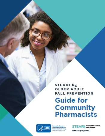 Steadi-rx Older Adult Fall Prevention Guide for Community Pharmacists