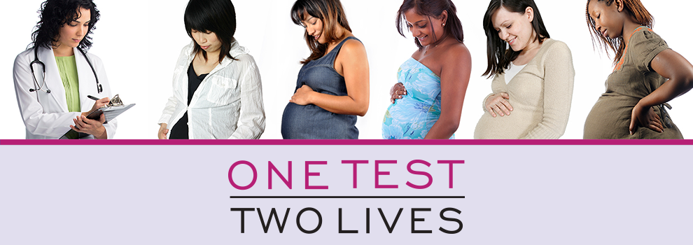 One Test, Two Lives