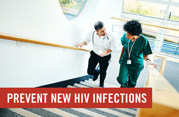 Prevent New HIV Infections