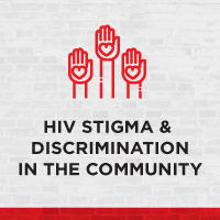 HIV Stigma & Discrimination in the Community