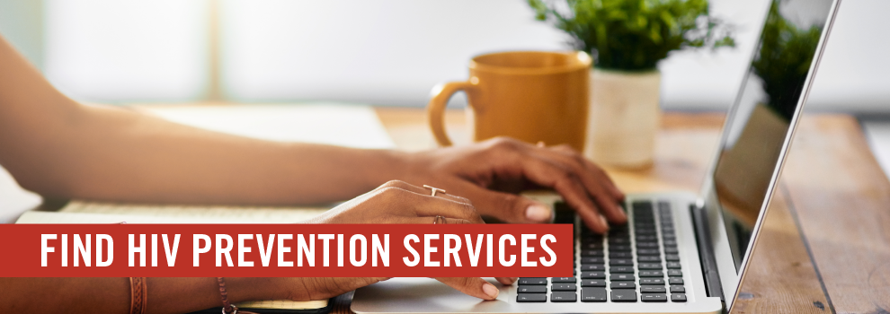 Find HIV Prevention Services