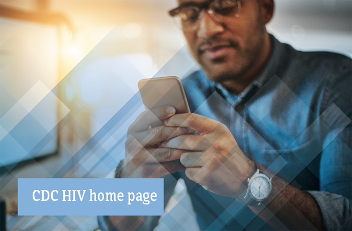 New CDC HIV Home