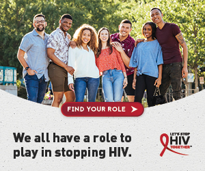 We all have a role to play in stopping HIV. Find your role.