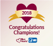 2018 Million Hearts HTN Champions