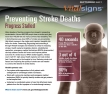 Vital Signs: Preventing Stroke Deaths